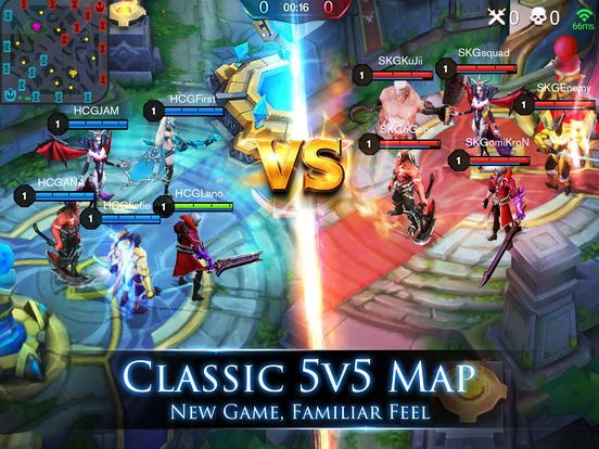 Mobile Legends is a fantastic attempt to bring the MOBA genre to mobile  platforms. If you are familiar with the games DOTA 2 or League of Legends,  ...