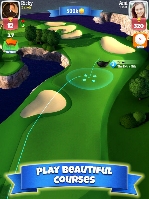 golf clash hack android 2018