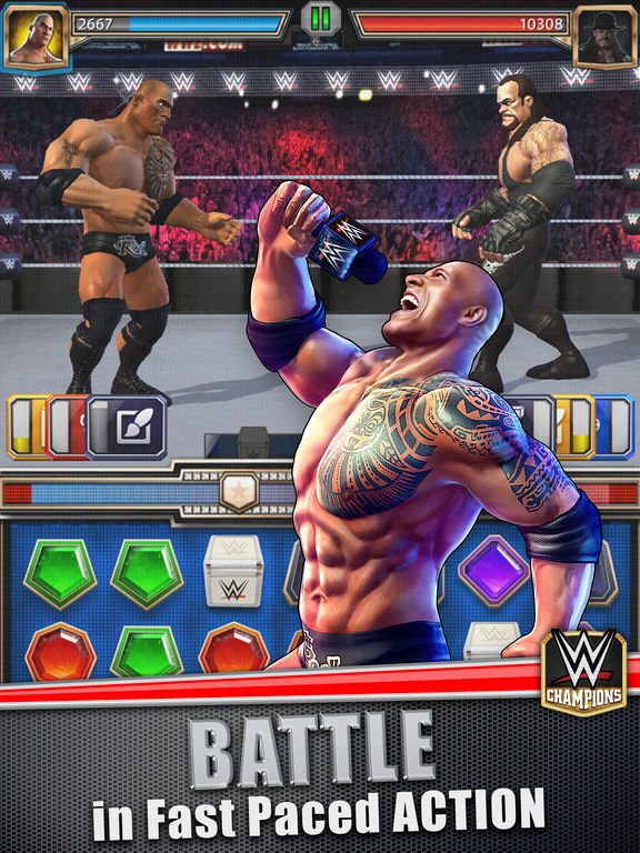 <b>WWE</b>: <b>Champions Cheats</b>: Tips &amp; Strategy Guide | Touch Tap Play