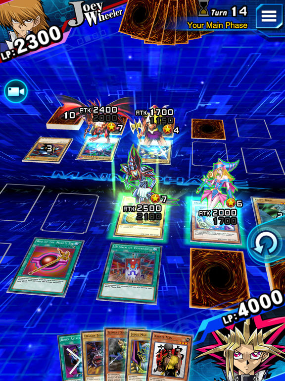 yugioh duel links