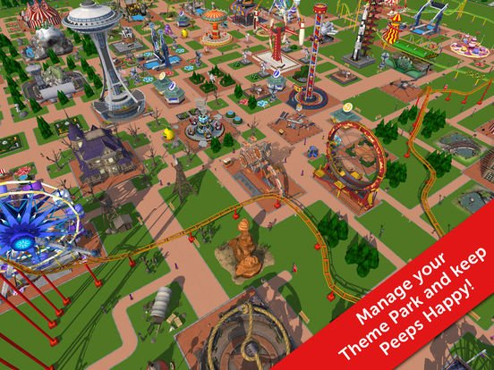 RollerCoaster Tycoon Touch Cheats: Tips & Strategy Guide
