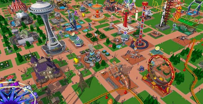RollerCoaster Tycoon Touch Coaster Design Guide: How to Get