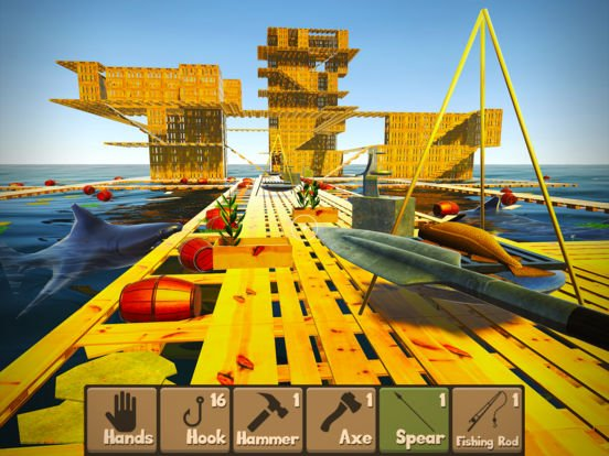 Raft Survival Simulator Cheats: Tips & Strategy Guide | Touch Tap Play