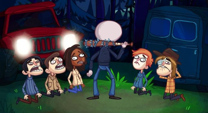 Troll Face Quest TV Shows Walkthrough (Level 1 – Level 15 ...