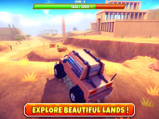 It's time to go on a safari! One thing though – this ain't your ordinary  safari! We're hunting zombies! Zombie Safari is an open world action/racing  game ...