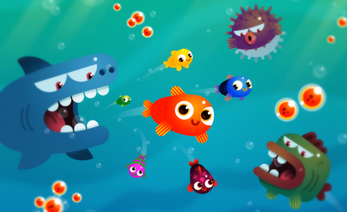 Fish trip cheats tips strategy guide touch tap play for Tap tap fish guide