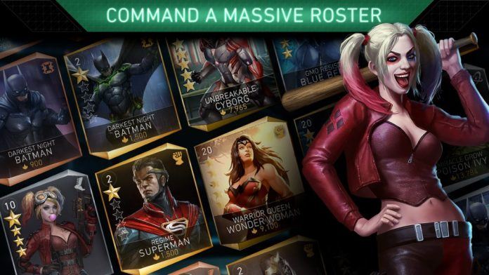 Injustice 2 Mobile: How to Unlock More Characters / Heroes