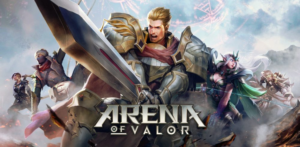 At Last, Tencent's Blockbuster MOBA Arena of Valor Is ...