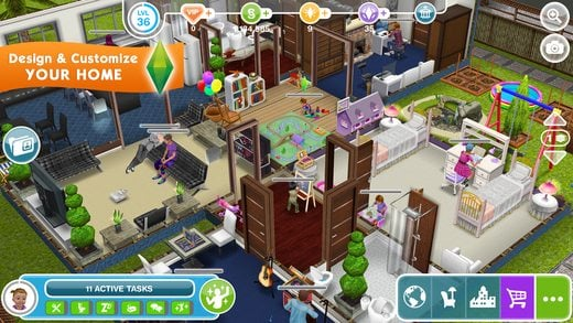 Best Mobile Games Like Design Home to Test Your Interior Designer ...