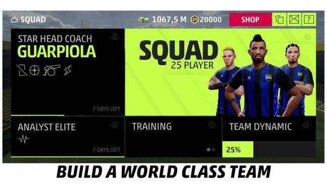 SEASON 20 Pro Soccer Manager