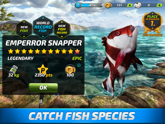 Fishing clash cheats tips strategy guide touch tap play for Tap tap fish cheats