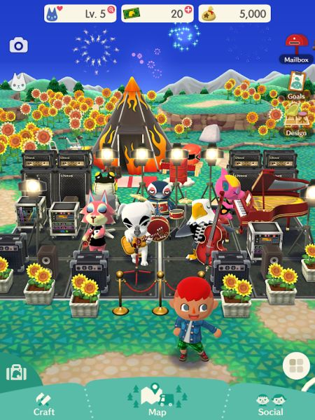 Animal Crossing Pocket Camp Leaf Tickets How to Get
