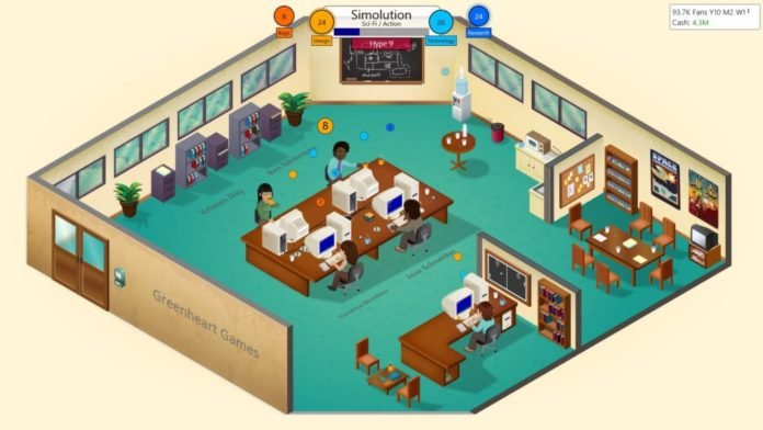 New Amazing iOS Games Launched: Game Dev Tycoon, GRID