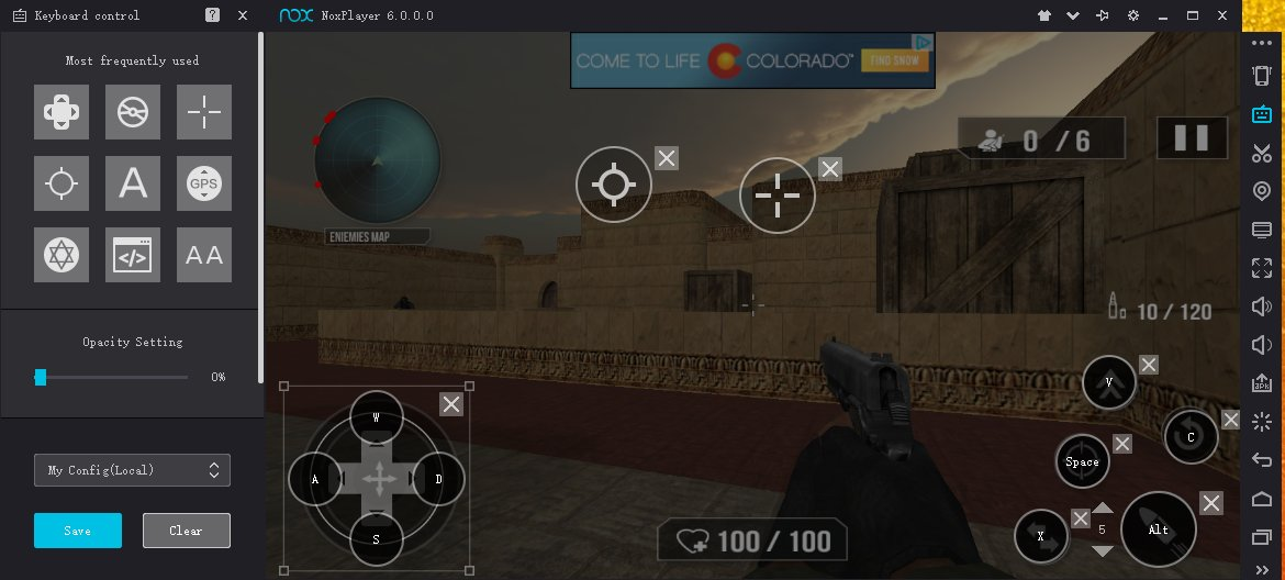 Nox App Player: Best Android Emulator for PC and MAC | Touch