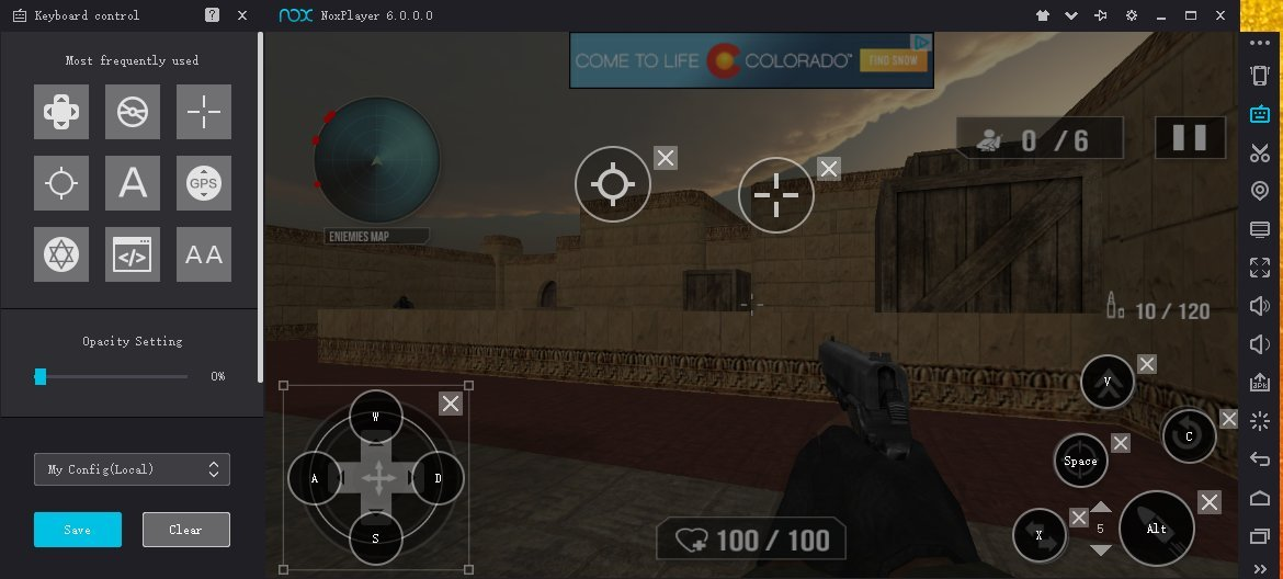 Nox app player best android emulator for pc and mac touch tap play also nox app player has a multiplayer function that will allow you to play with several google accounts at the same time you can click on the multiplayer stopboris