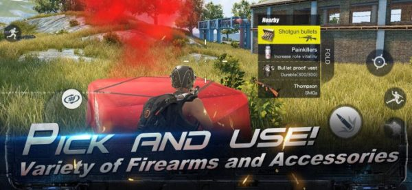rules of survival storage requirements