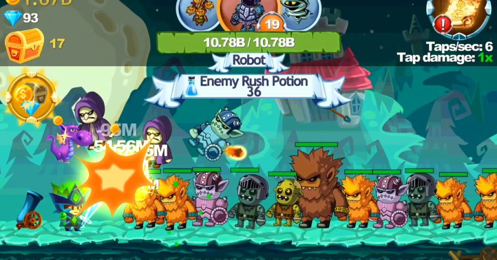 tap knight cheats tips strategy guide to defeat all bosses