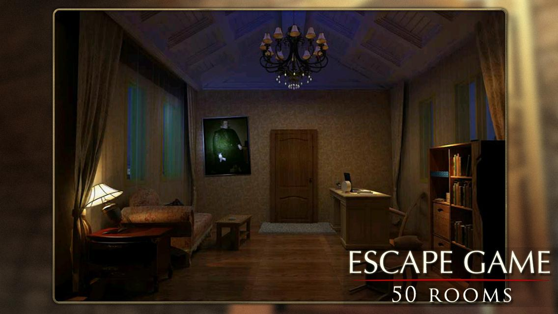 Escape Game 50 Rooms Walkthrough Level 1 Level 10