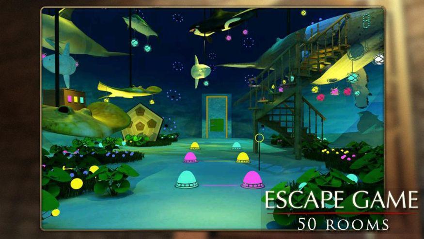 Can You Escape  Rooms Walkthrough