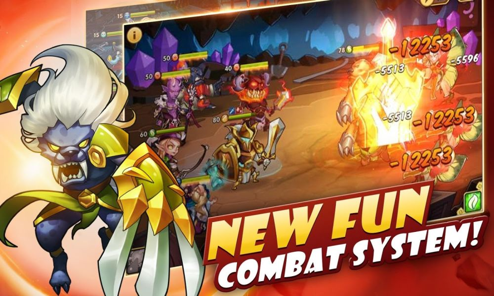 Image result for idle heroes game