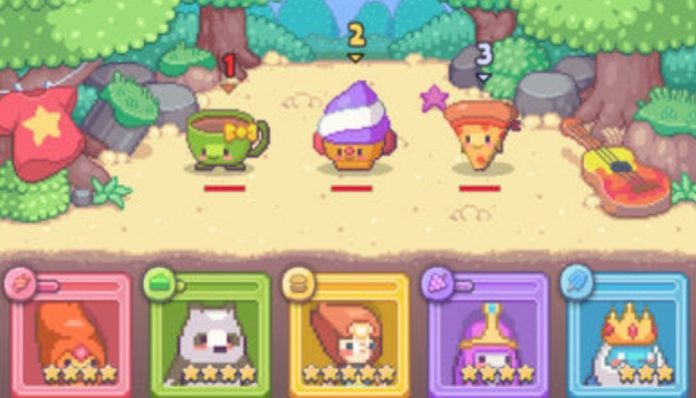 Cartoon Network Joins the Puzzle RPG Genre with Match Land