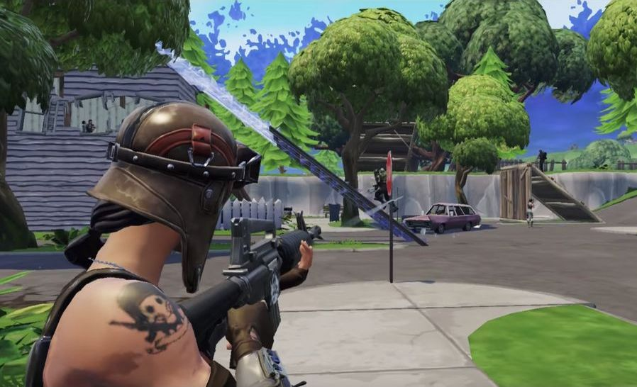 how to play mobile fortnite on mac