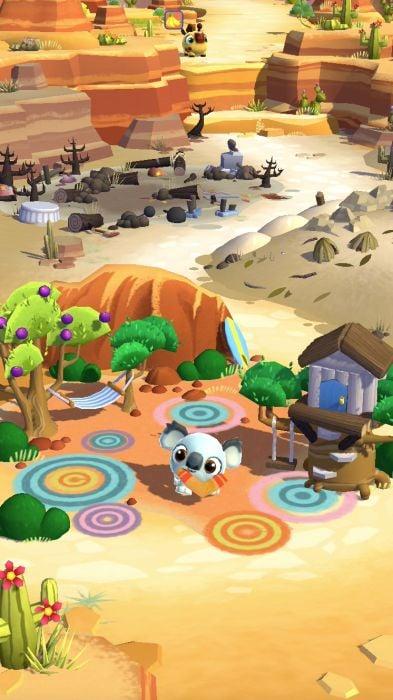 2 player animal adventure games