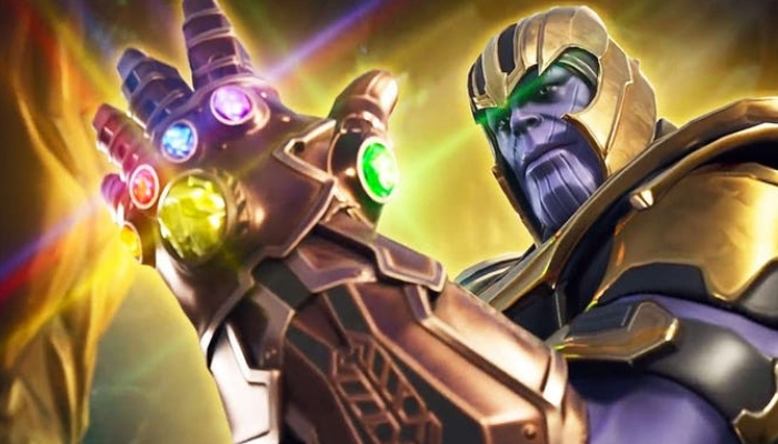 become thanos in the fortnite avengers infinity war crossover touch tap play. Black Bedroom Furniture Sets. Home Design Ideas