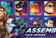 Disney Heroes Tier List Server 18