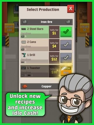 Idle Factory Tycoon Cheats: Tips & Strategy Guide | Touch