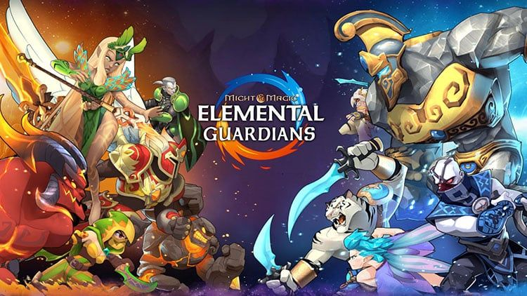Might and Magic: Elemental Guardians - MMOGames.com