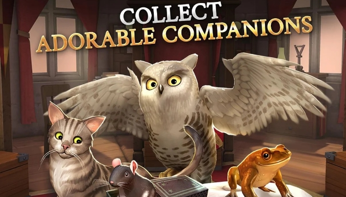 New Update Brings Pets to Harry Potter: Hogwarts Mystery