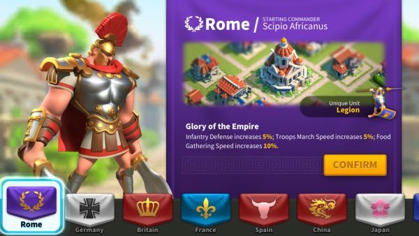Rise of Kingdoms: Best Nation / Civilization in the Game