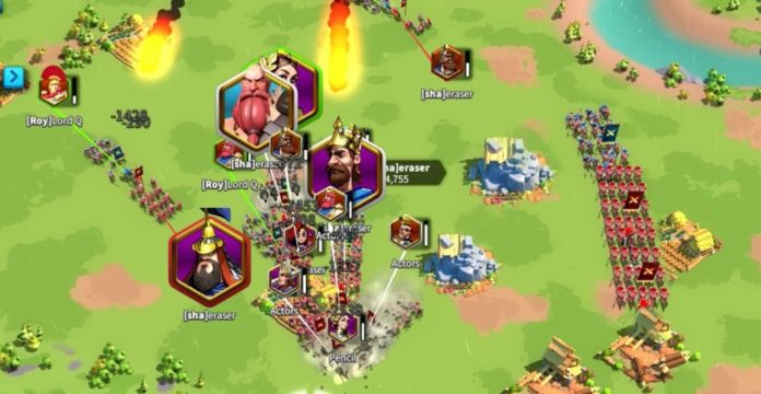 Rise of Kingdoms hack cheat with unlimited resources