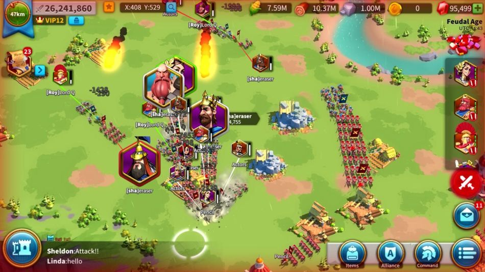 Rise of Kingdoms Cheats: Tips & Strategy Guide to Build an Amazing