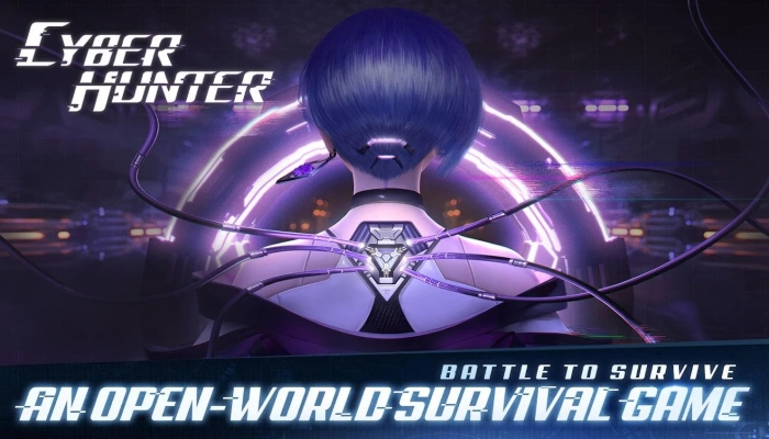 Sci-Fi Battle Royale Game Cyber Hunter Enters Open Beta on