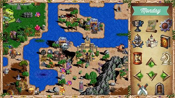 Top 8 Games like Heroes of Might and Magic - YouTube