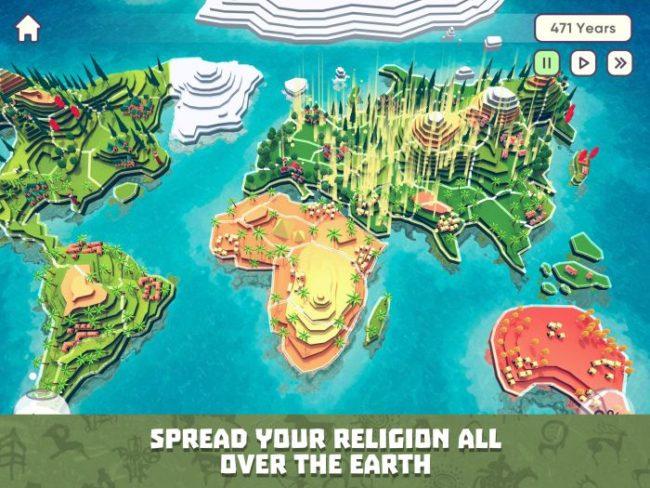 Religion Inc offline iPhone Game