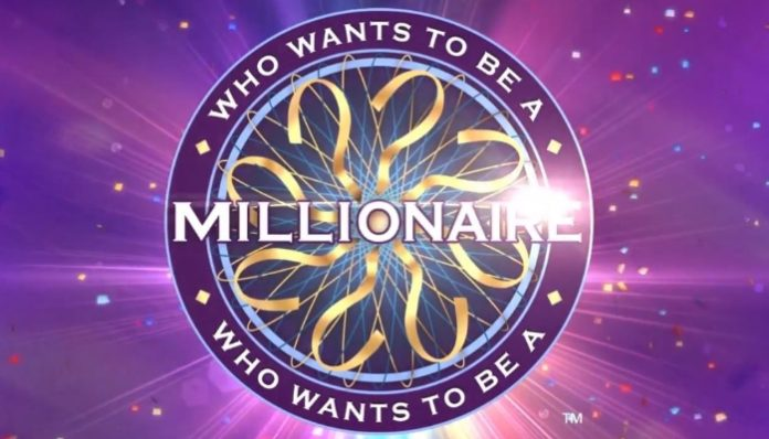how to be a millionaire tv show game