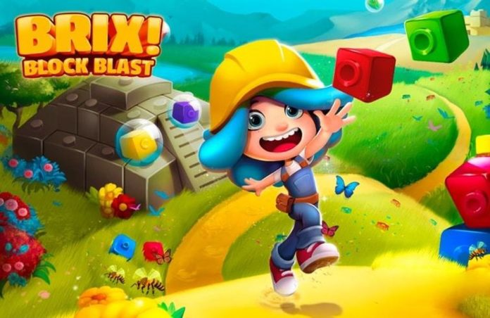 Puzzle Game BRIX! Block Blast Now Available On iOS, Android | Touch