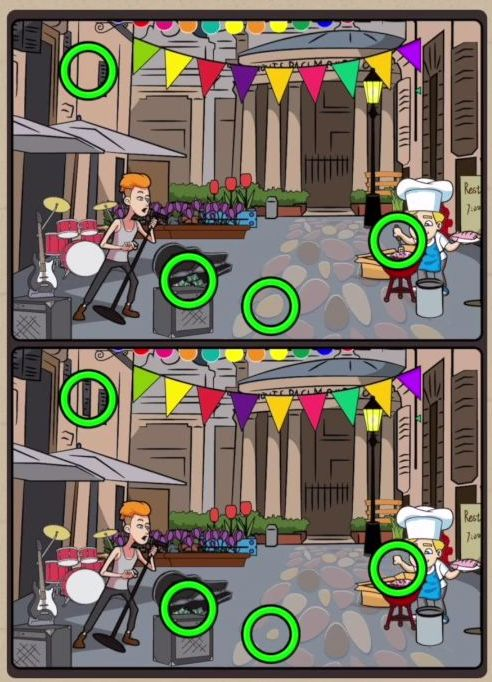 Find Believe Her 2 Walkthrough Answers Part 2 Find The Differences Her Secret Solution Touch Tap Play