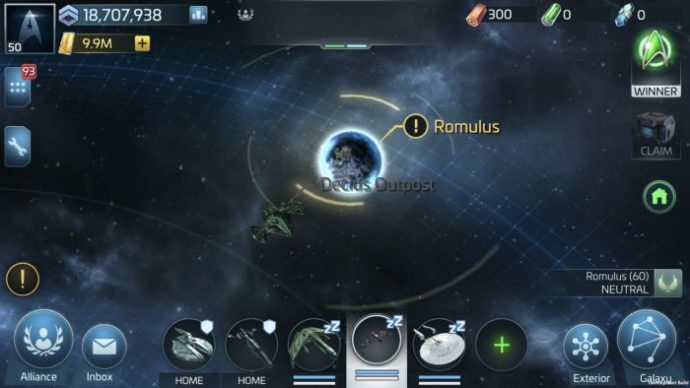 Multiplayer Strategy Game Star Trek Fleet Command Now Out