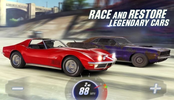 Drive Legendary Cars in CSR Racing 2's Latest Update | Touch
