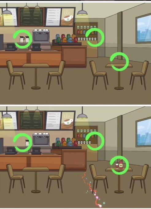 Find Differences Detective Answers Complete Walkthrough Part 1