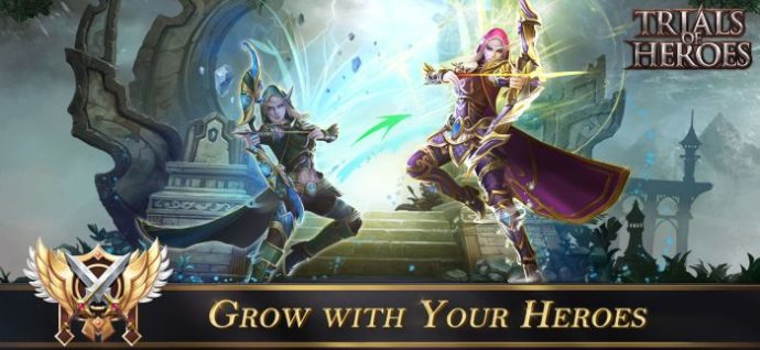 Trials of Heroes Tips: Cheats & Guide to Build an Amazing