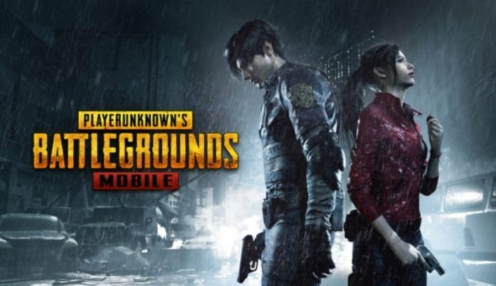 PUBG Mobile Gets Additional Resident Evil 2 Inspired Content