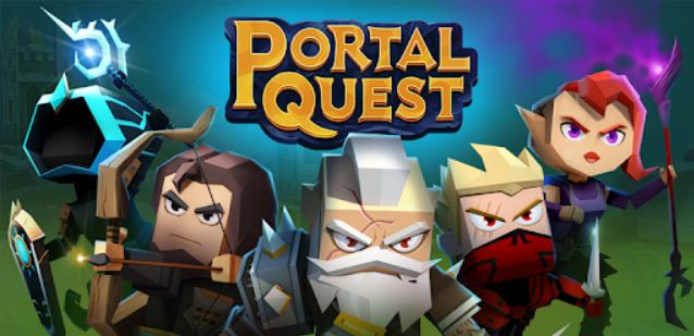 Portal Quest: How to Get to Level 10 Fast | Touch Tap Play