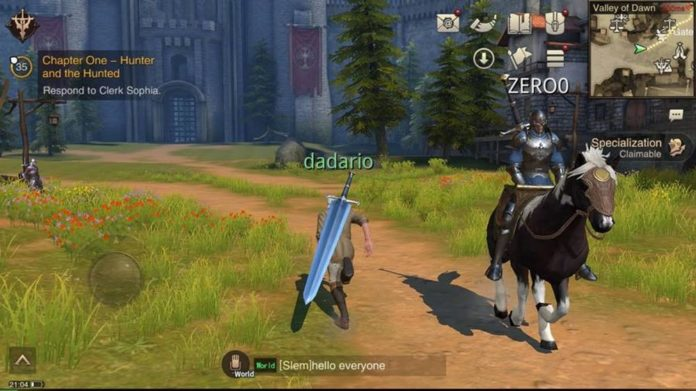 MMORPG Rangers of Oblivion Launches Next Week On iOS And