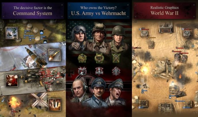 Strategy Game Road to Valor: World War II Now Available On