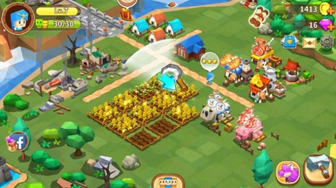 Fantasy City Builder QubeTown Is Now Available Worldwide | Touch Tap